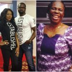 Stella Damasus celebrates Mother in-law's birthday in sweet way
