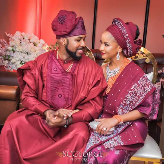 Image result for banky w and adesua