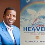 Open heavens daily devotional by Pastor E.A Adeboye (Wednesday November 22 2017) – Seeking Pre-eminence?