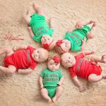 Heart-melting Christmas Photo-shoot Of This Quintuplets Is So Adorable (Photos)
