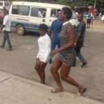 How Indecent Dressing Allegedly Led To The Arrest Of This Two Ladies In Enugu (Photos)
