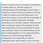 See the 'creative' way this man stylishly requested for nude photos via DM from a lady