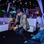 Photos from E-Money's lavish birthday at Five Star Mansion