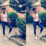 Adesua Etomi-Wellington debuts pixie cut…and it looks great on her(photos)