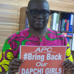 "Dapchi girls return: ""You are fooling yourselves and not Nigerians"" Fayose tells FG"